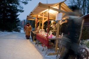 Christmas Market at Stundars 02010.